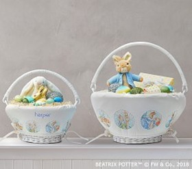 Pottery Barn Beatrix Potter™ Easter Basket Liners