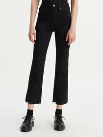 Levi's Mile High Crop Flare Women's Jeans