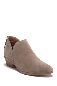 Kenneth Cole Reaction Side Way Suede Ankle Bootie