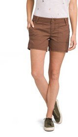 "prAna Tess Shorts - Women's - 3"" Inseam"