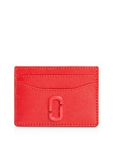 MARC JACOBS - Snapshot Leather Card Case