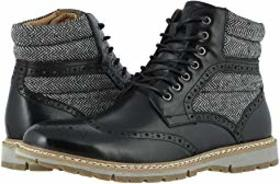 Stacy Adams Granger Wing Tip Lace Boot
