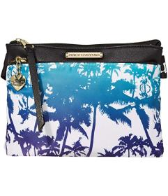 Juicy Couture Rainbow Palm Print