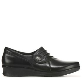 Clarks Women's Hope Roxane Meduim/Wide Slip On Sho
