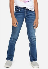 Justice Straight Jeans