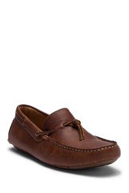 Lucky Brand Wagner Leather Driver Loafer