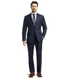 Jos Bank Reserve Collection Tailored Fit Tic Weave