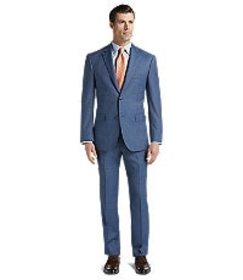Jos Bank Reserve Collection Tailored Fit Glen Plai
