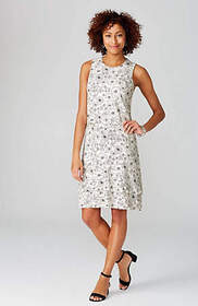 Wearever Layered Floral Dress