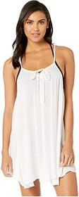 Roxy Solid Beach Classics Cover-Up Dress