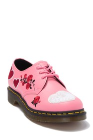 Dr. Martens 1461 Embroidered Hearts Derby