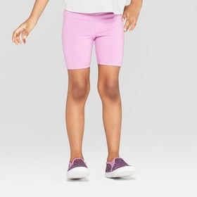 Toddler Girls' Bike Shorts - Cat & Jack™ Viol