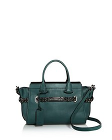 COACH - Swagger 27 Satchel in Glovetanned Leather