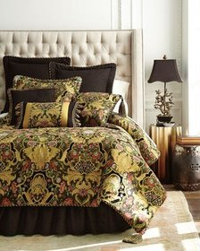 Austin Horn Collection King Gustone 3-Piece Comfor