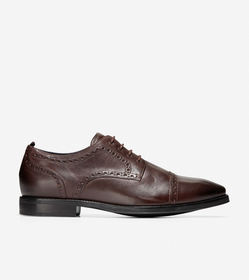 Cole Haan Jefferson Grand 2.0 Cap Toe Oxford