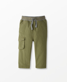 Hanna Andersson Playground Canvas Pants in Expedit