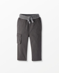 Hanna Andersson Playground Canvas Pants in Loft Gr