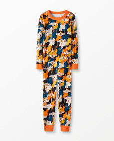 Hanna Andersson Star Wars™ Long John Pajamas In Or