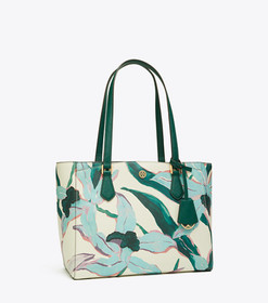 Tory Burch ROBINSON PRINTED SMALL TOTE