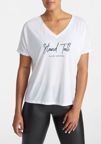 Stand Tall V-Neck T-Shirt