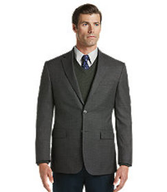 Jos Bank Traveler Collection Tailored Fit Houndsto