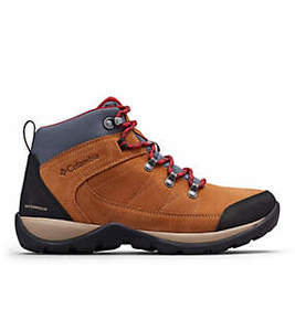 Columbia Women's Fire Venture™ II Suede Waterproof