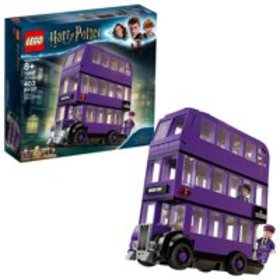 LEGO Harry Potter The Knight Bus 75957 Triple Deck
