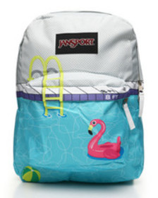 JanSport high stakes pool zone backpack (unisex)