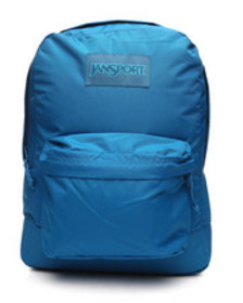 JanSport mono superbreak backpack (unisex)