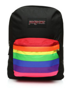 JanSport high stakes rainbow dreams backpack (unis