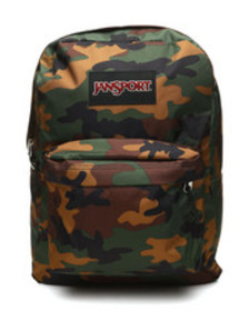 JanSport ashbury surplus camo backpack (unisex)