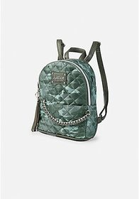 Justice Camo Quilted Mini Backpack