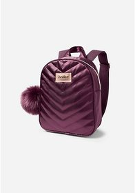 Justice Quilted Mini Backpack