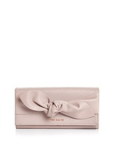 Ted Baker - Marigo Knotted Flap Leather Matinee Wa