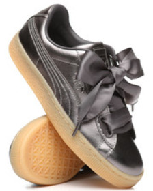 Puma basket heart luxe sneakers