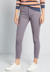 ModCloth ModCloth Exceptional Staple Skinny Jeans