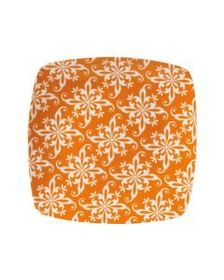 Pfaltzgraff Color Square Salad Plate Orange