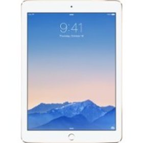 Apple - Refurbished iPad Air 2 with Wi-Fi + Cellul