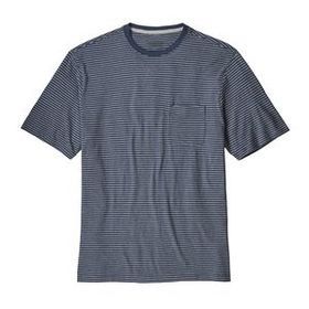 M's Trail Harbor Pocket Tee, Long Plains Big: Dolo