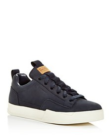 G-STAR RAW - Men's Rackam Vodan Nubuck Leather Low
