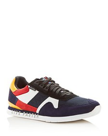 Paul Smith - Men's Vinny Suede Low-Top Sneakers