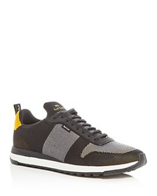 Paul Smith - Men's Rappid Recycled Knit Low-Top Sn