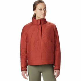 Mountain Hardwear Skylab Insulated Pullover - Wome