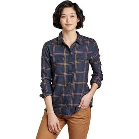 Toad&Co Re-Form Flannel Shirt - Women's
