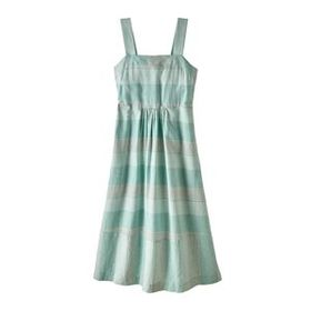 W's Garden Island Dress, Daintree: Dam Blue (DADB)