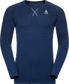 Odlo Blackcomb Light Crew Long-Sleeve Base Layer T