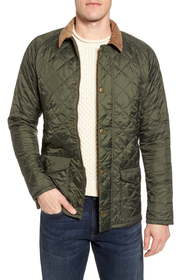 Barbour 'Canterdale' Slim Fit Water-Resistant Diam