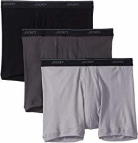 Jockey Tailored Essentials Staycool+ Boxer Brief 3