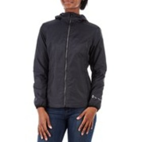 FREE COUNTRY Faux Fure Lined Windbreaker with Hood