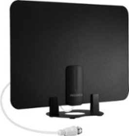 New!Insignia™ - Amplified Thin Film HDTV Antenna -